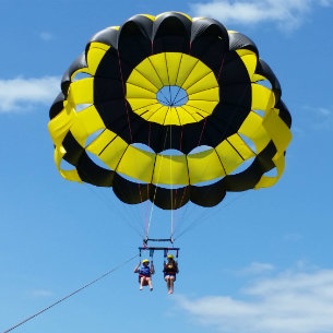 Bay of Islands Parasail Tandem