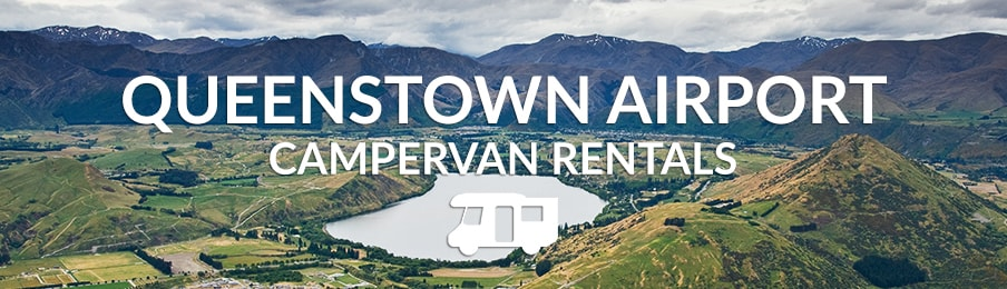Queenstown Campervan Rental