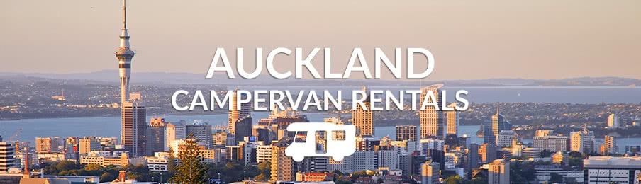 Auckland Campervan Rentals
