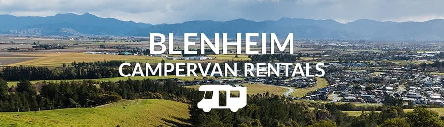 Blenheim Campervan Rentals