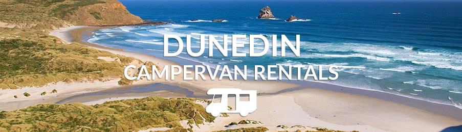 Dunedin Campervan Rentals