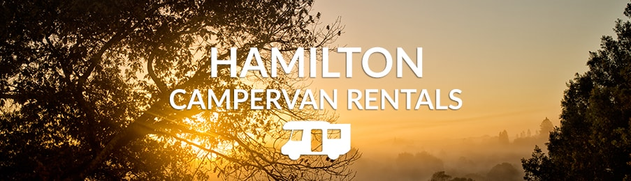 Campervan Hire Hamilton - Compare Motorhome Deals