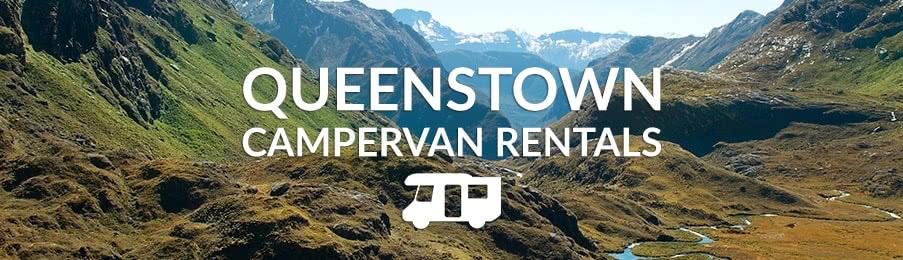 Queenstown Campervan Rentals