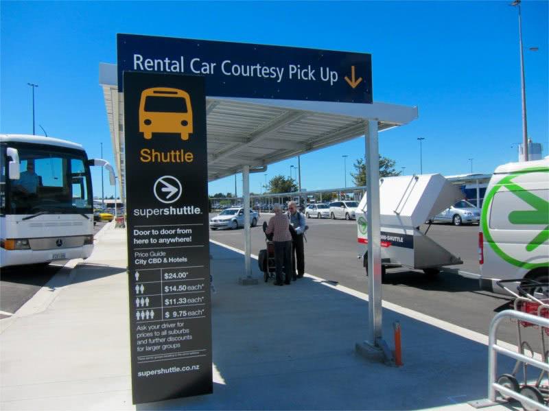 Hertz Car Hire Christchurch Airport Nz
