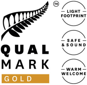 Qualmark badge