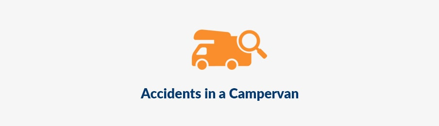 accidents in a campervan