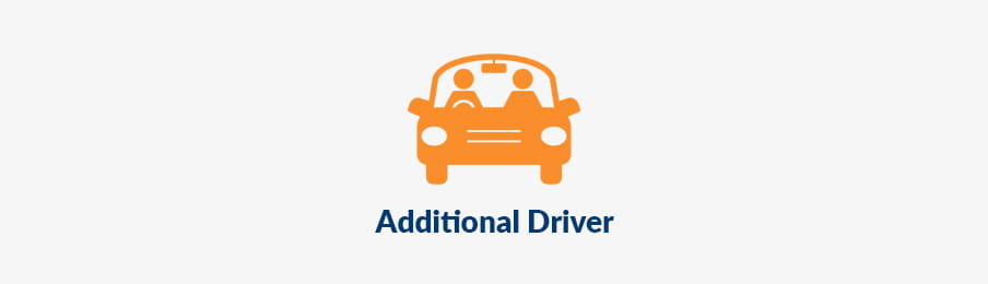 adding additional driver banner to booking banner