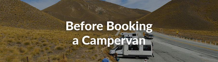 Before Booking a Campervan in NZ