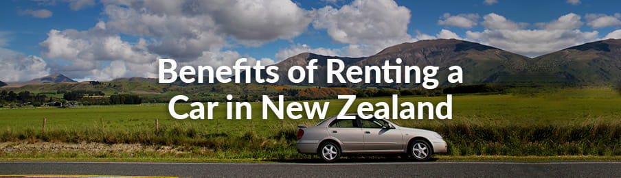 Benefits of renting a car in NZ guide