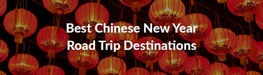 best chinese new year road trip destinations