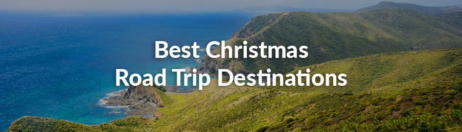 best christmas road trip destinations