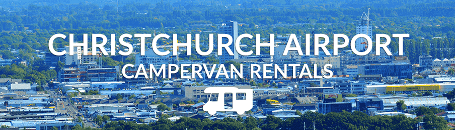 Christchurch Airport Campervan Rentals