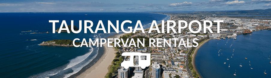 Tauranga Airport Campervan Rentals