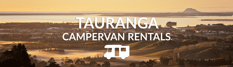 Tauranga Campervan Rentals