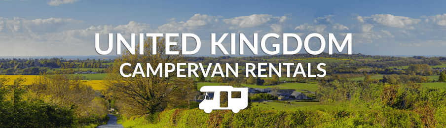 Campervan Hire United Kingdom - Compare Motorhome Deals