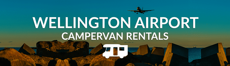 Campervan Hire Wellington Airport - Compare Motorhome Deals