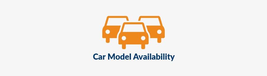 car model availability