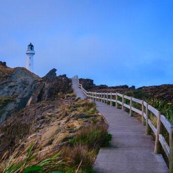 castle point lighthouse nz