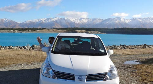 car rental Christchurch