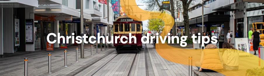 Christchurch driving tips