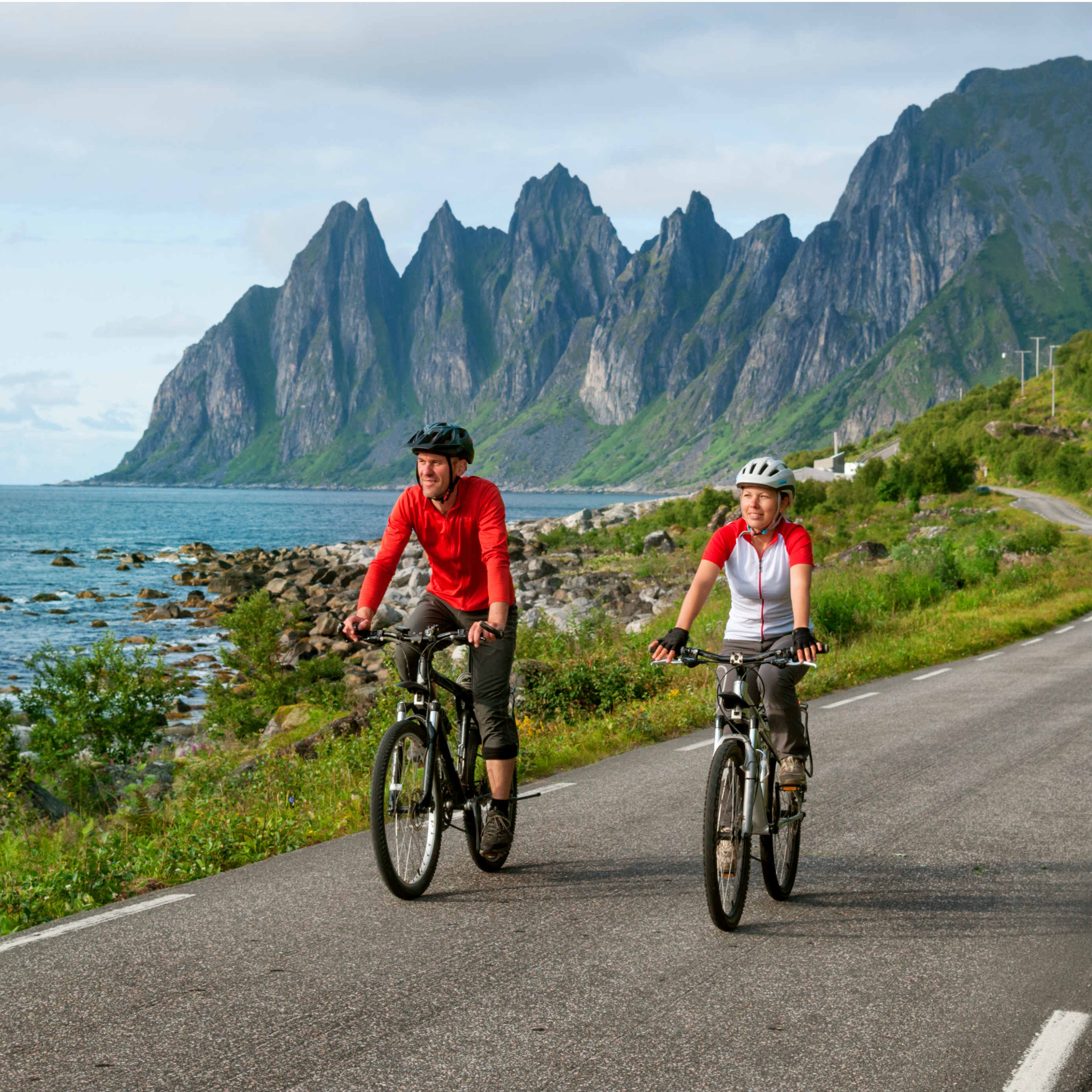 cycle trails tours