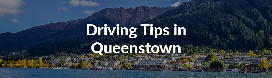 driving tips in queenstown