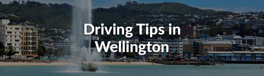 driving tips in wellington