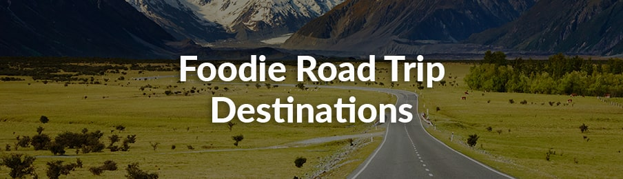 Foodie Road Trip Destinations in NZ