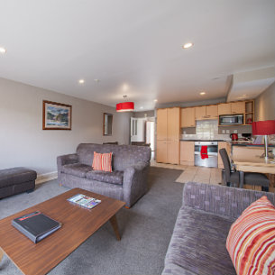 Voyager Apartments in Taupo