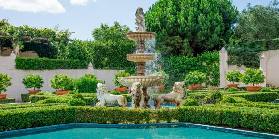 hamilton botanical gardens
