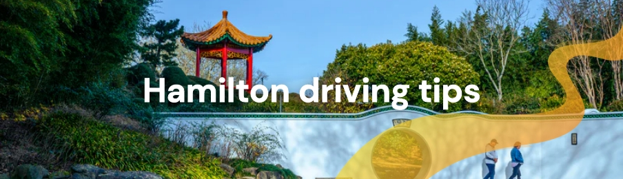 Hamilton driving tips
