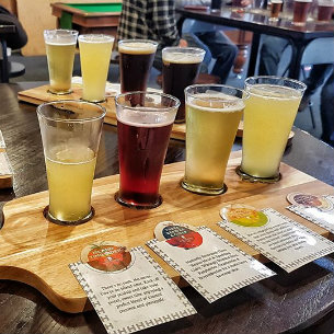 craft beer tours by Hey Brew