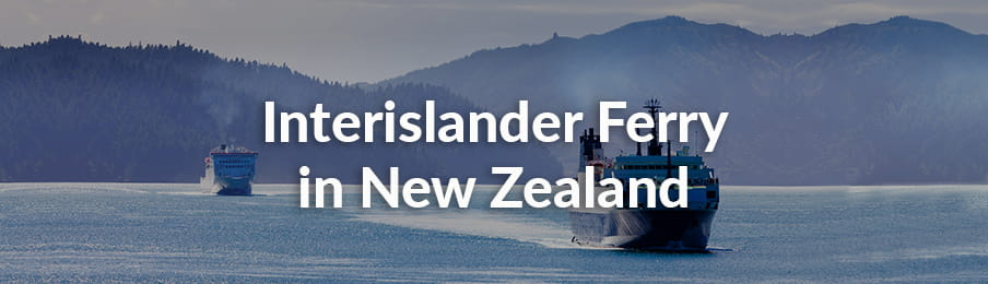 Interislander ferry guide in NZ