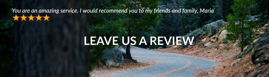 Leave a review NZ banner