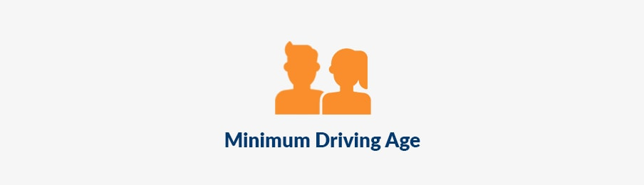 Minimum driving age in NZ guide banner