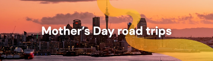 Mother's Day road trips