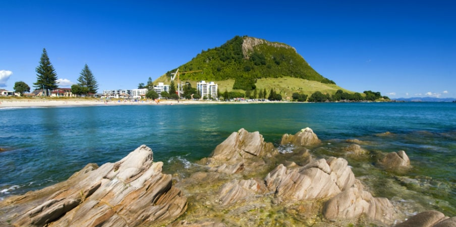 mount maunganui beach nz