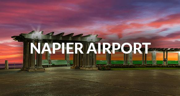 The Veronica Sun Bay of Napier Airport