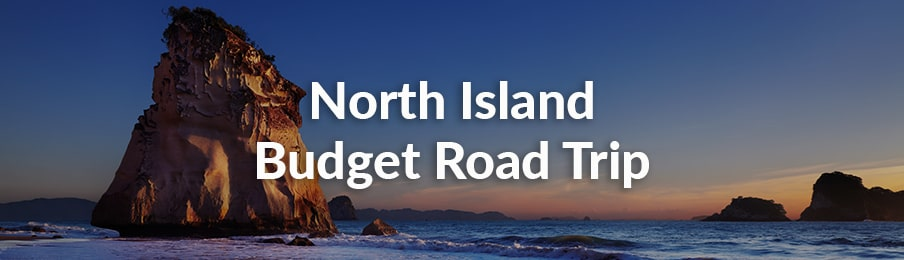 north island budget road trip