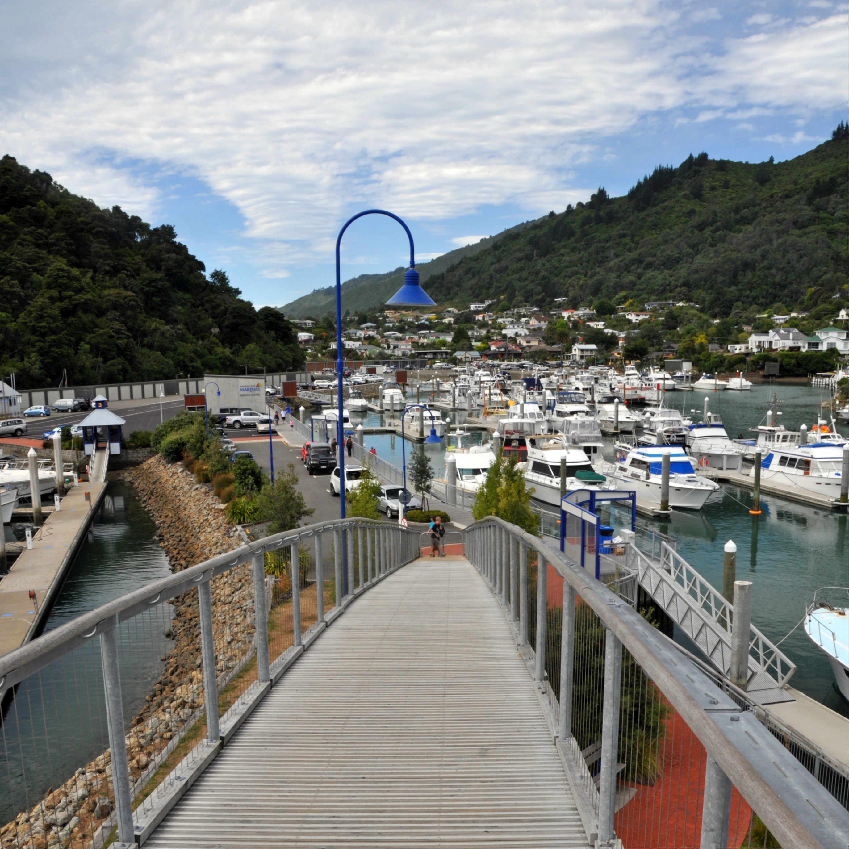 Car Hire Picton Ferry Terminal