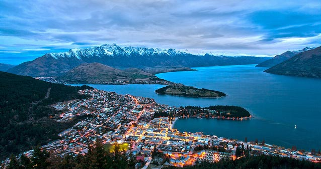 Queenstown Car rental