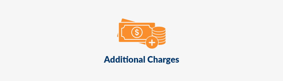 Additional charges NZ