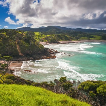 secluded beaches bay of islands