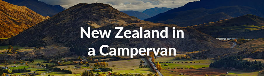 New Zealand in a Campervan