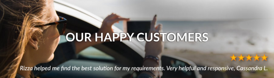 NZ customer reviews banner
