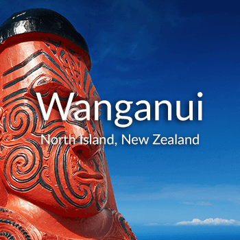 Wanganui, North Island, NZ