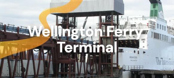 Wellington Ferry Terminal