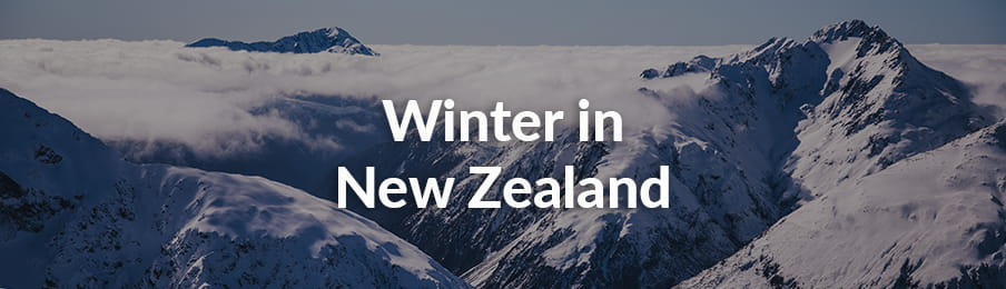 Winter in New Zealand guide banner